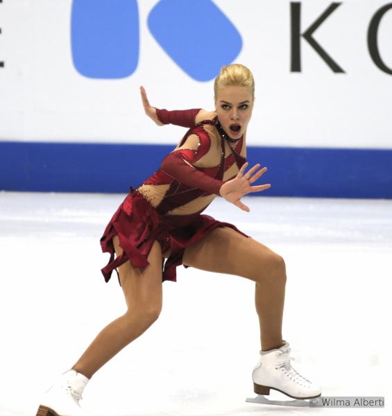 Anna Pogorilaya SP